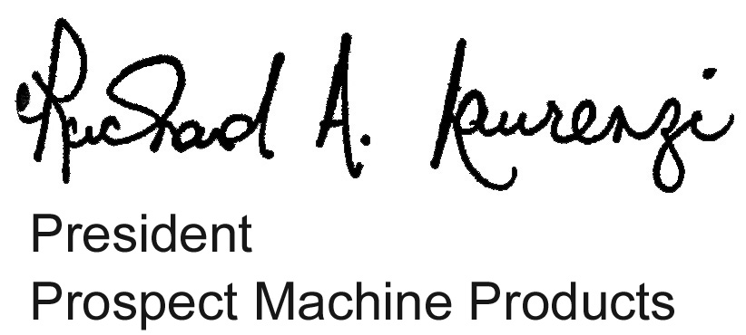 president signature machine